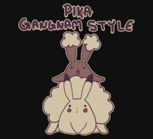 Pikachu Gangnam Style Parody by zerojigoku