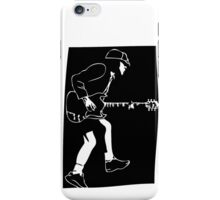 Angus Young ACDC AC/DC iPhone Case/Skin
