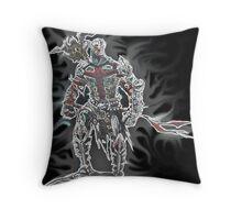 Reverse Dante Throw Pillow