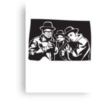 Run DMC Canvas Print
