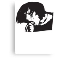 Glenn Danzig Misfits Canvas Print