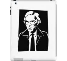 Andy Warhol iPad Case/Skin