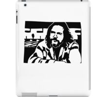 Big Lebowski THE DUDE iPad Case/Skin