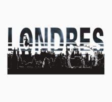 Supercalifragilistic London One Piece - Short Sleeve
