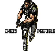 Chris RedField by Timanator3000