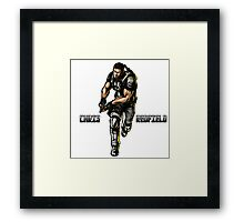 Chris RedField Framed Print
