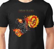 Ghost Rider Ride Hard Unisex T-Shirt