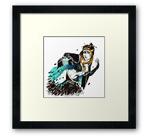 Midna from Twilight Princess Framed Print