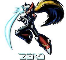 Zero- Maverick Hunter by Timanator3000