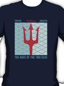Tirreno-Adriatico Trident Tee T-Shirt