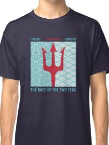 Tirreno-Adriatico Trident Tee Classic T-Shirt