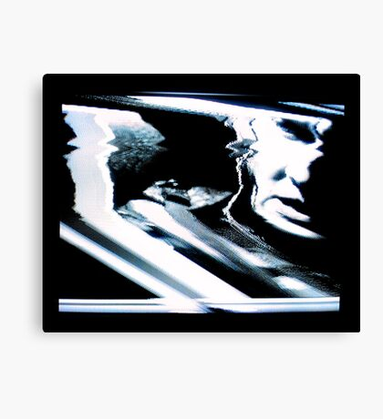 High G Forces Canvas Print