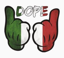 Italian Dope by designshoop
