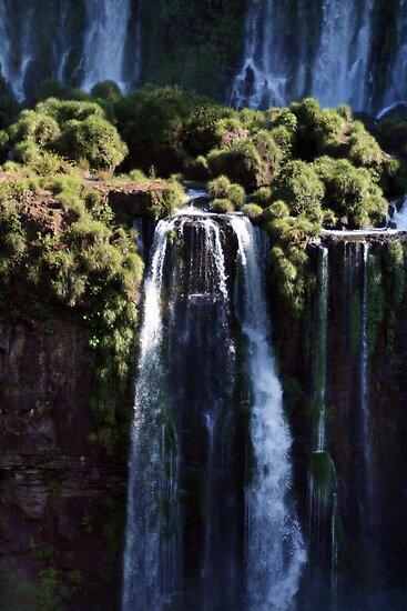 Iguazu Falls, Argentina by Joe Michaud-Scorza