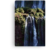 Iguazu Falls, Argentina Canvas Print