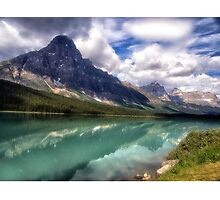 Lake Peyto -Jasper National Park Photographic Print