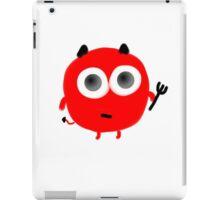 cute devil iPad Case/Skin