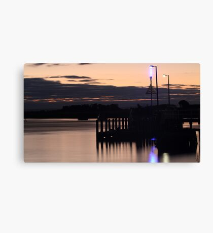 Werribee South Canvas Print