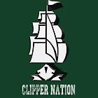 Clipper Nation by BlackBeard Apparel / Custom Designs