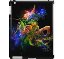 Parrot Abstract iPad Case/Skin