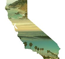 California Collage by TigerWolf