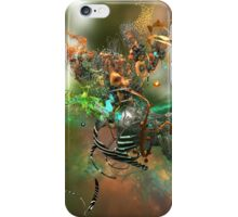 Synthetic Study One iPhone Case/Skin