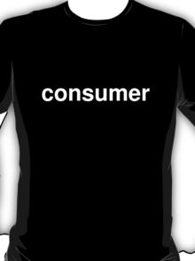 consumer T-Shirt
