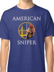 Steph Curry - American Sniper Classic T-Shirt