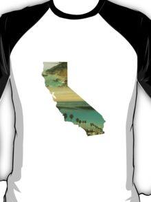 California Collage T-Shirt