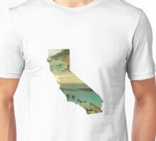 California Collage Unisex T-Shirt
