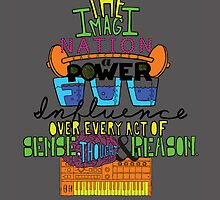 Sense / Thought / Reason by Mike Kronberger