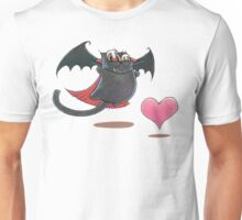 PASSIONCAT (with heart): Monster of love Unisex T-Shirt