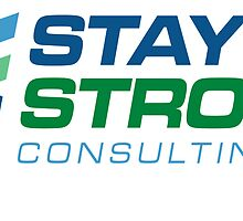 Logo design for Stay Strong Consulting by BillAitchison