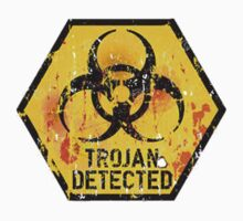 Trojan Virus by skuldugg77