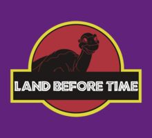 Land Before jurassic park by boondoggle