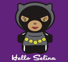 Hello Selina by JerryFleming