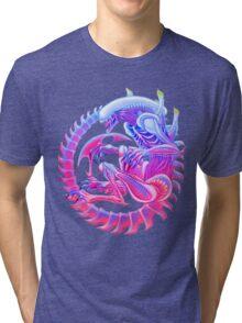 Xenomorph Tri-blend T-Shirt