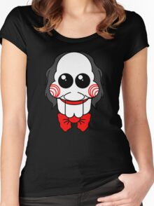 Let's play a game, yay! Women's Fitted Scoop T-Shirt