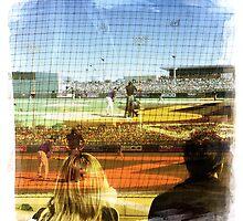Surreal Baseball IV by Roger Passman