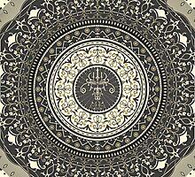 Circular Pattern, Mandala? by LaCron