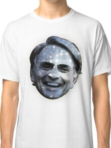 Carl Sagan's Head and You. Classic T-Shirt