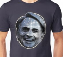 Carl Sagan's Head and You. Unisex T-Shirt