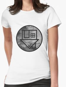 The Neighbourhood Clouds Womens Fitted T-Shirt