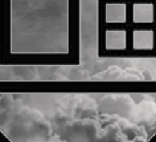 The Neighbourhood Clouds Sticker