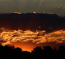 Olathe Sunrise by Mark McReynolds