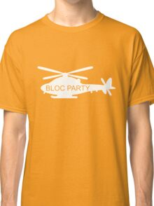 Bloc Party Helicopter Classic T-Shirt