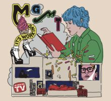 "MGMT ""It's working"" by PetSoundsLtd"