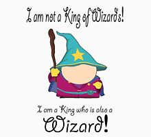 The Wizard King Unisex T-Shirt
