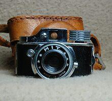 Vintage HIT Camera by Mark McReynolds
