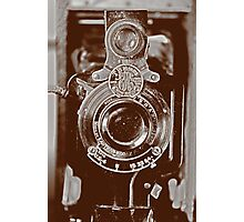 Vintage Kodak Photographic Print